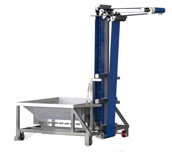 Dough Chunker Food Machinery